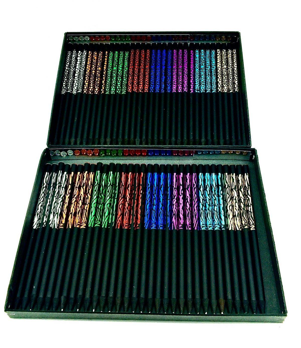 BX/999/SW  -  DisplayBox Pencil Black & Decor