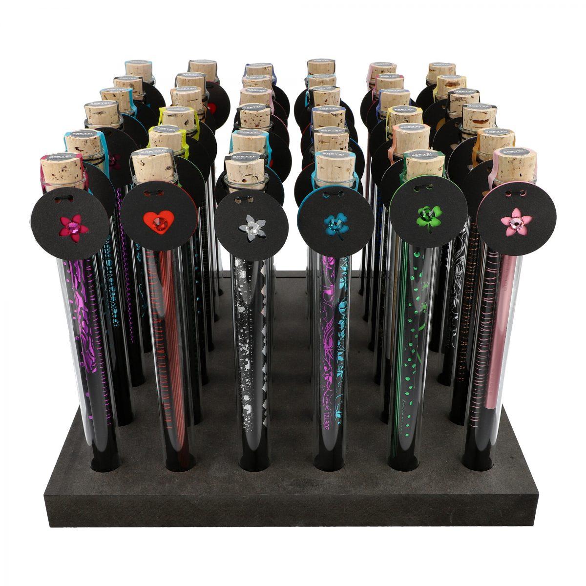 TD004  - Pencils Black & Decor