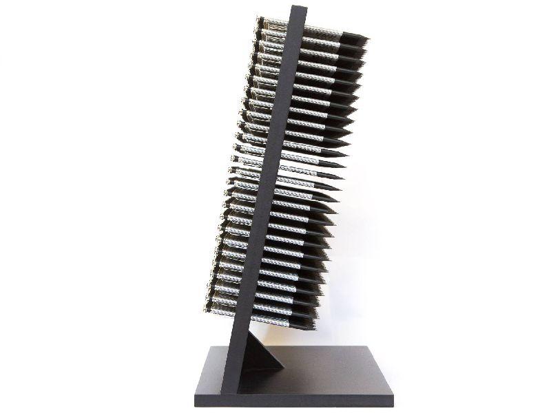 Pencil ButtonONE -  Doppelinitialen Display